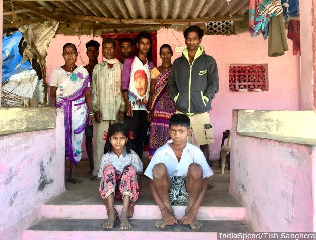 Bharti Family