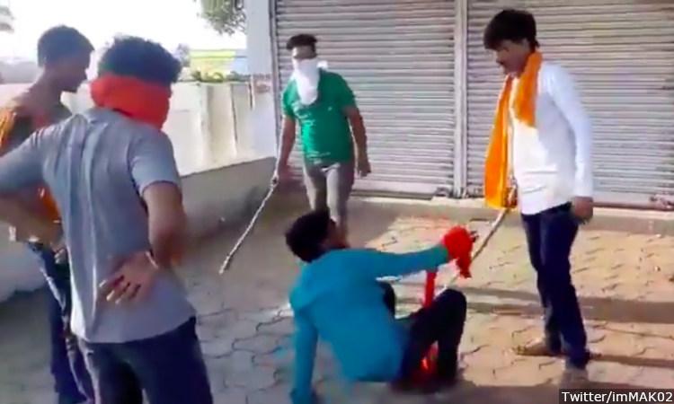 Hindu With Muslim Friends Beaten, Accused Of 'Carrying Beef'